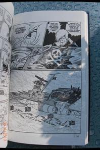 Albator, Livre - Capitaine Albator, le pirate de l'espace