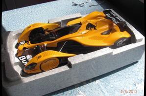 X2010, Red Bull Orange - Gran Turismo - GT5