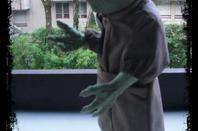 Star Wars - Yoda (avec sons et mouvements)