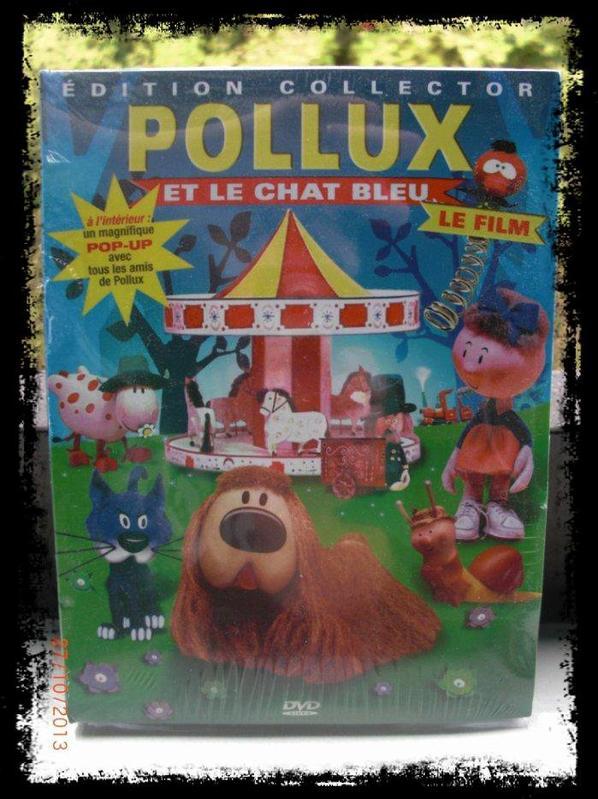 Dvd pollux et le chat bleu le film blog de goldo1 - Bruit qui attire les chats ...