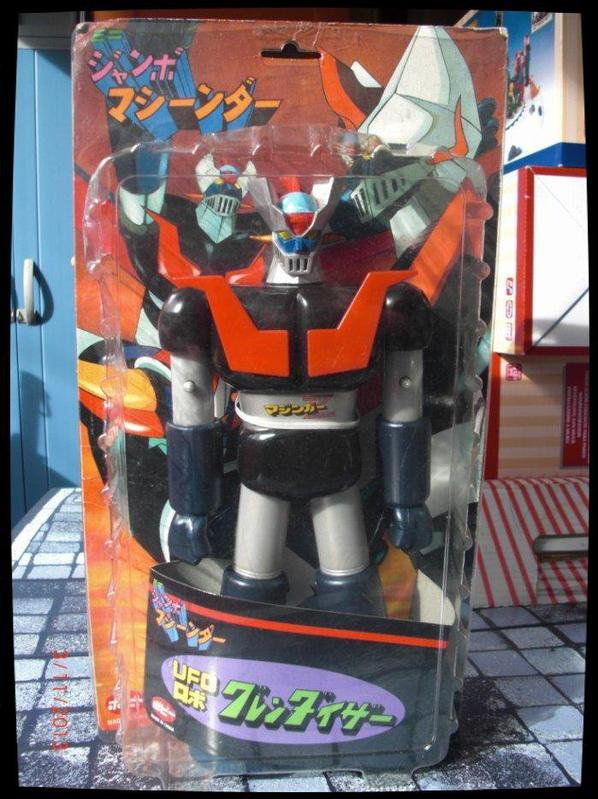 Mazinger Z, Power Punch