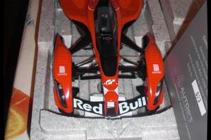 X2010, Red Bull Rouge - Gran Turismo - GT5