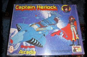 Albator, Arcadia (Atlantis)