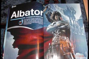 Magazine, Animeland No 195 / Albator