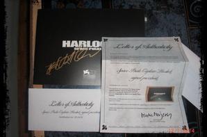 Pressbook Manga, Captain Harlock - Signé