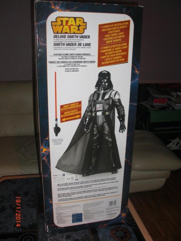 Star Wars Deluxe 79 Cm