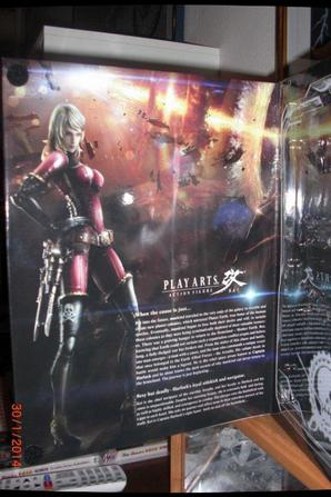 Albator, Nausicaa (Yuki), Square Enix Play Arts Kai N°2