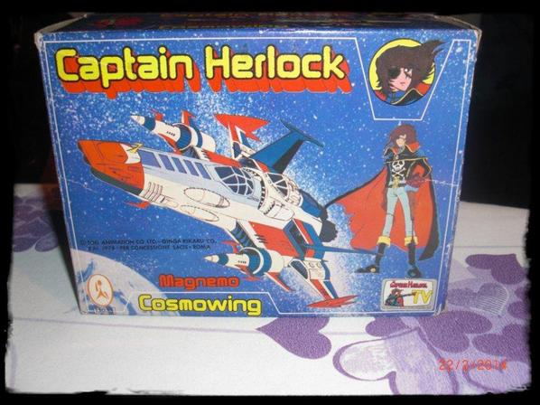 Albator - Captain Herlock, Cosmowing Magnemo