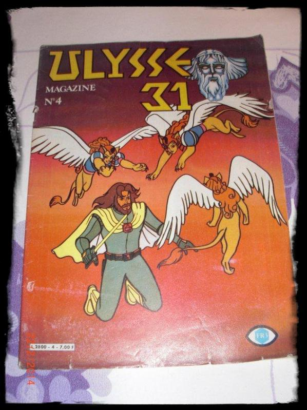 Ulysse 31, Magazine No 4 - Sphinx