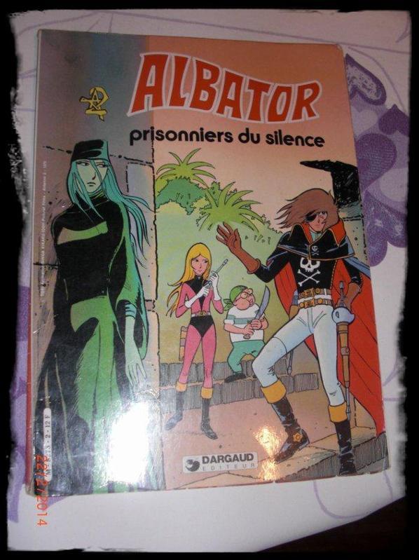 Albator, BD No 2