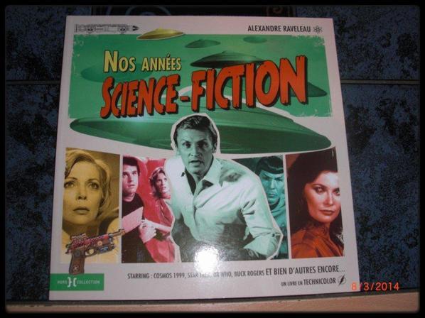 Livre - Nos années science fiction
