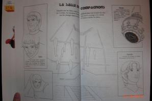 Ulysse 31 Artbook fait par Jérôme Alqié
