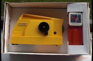 Minicinex Cassette, Guerre des Etoiles, Goldorak et Peter & Elliott