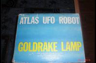 Goldorak Lampe