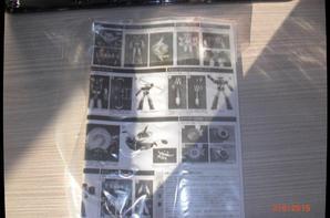 Figurine Goldorak Dynamite Action Evolution Toy