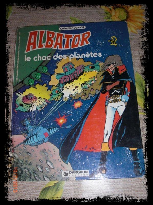 Albator, le choc des planètes