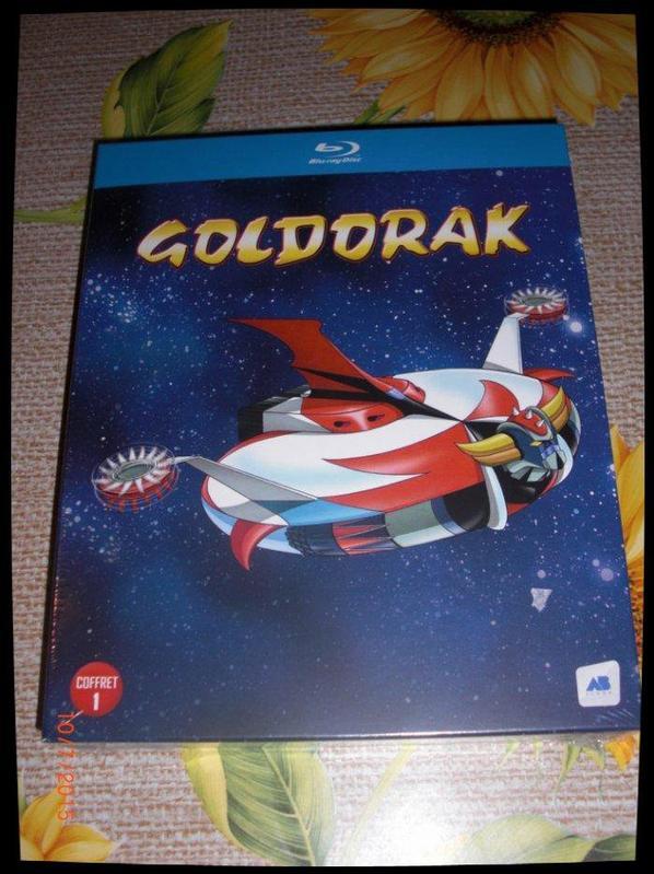 DVD Blu-ray - Goldorak