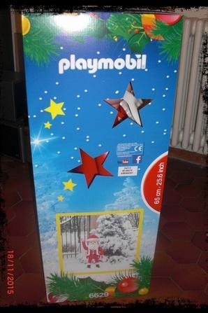Père Noel XXL Playmobil