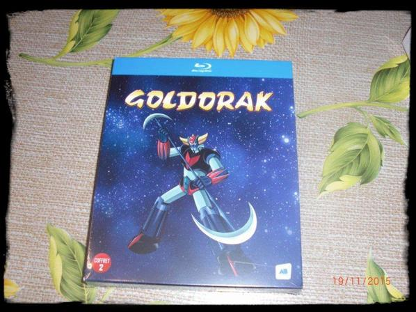 DVD Blu-ray - Goldorak - Volume No 2