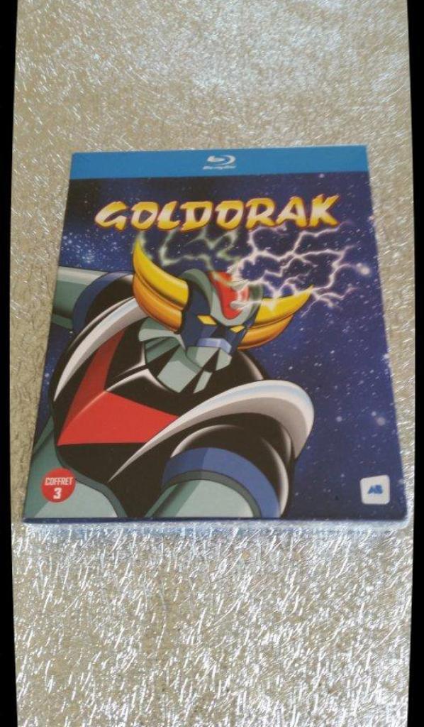DVD Blu-ray - Goldorak - Volume No 3