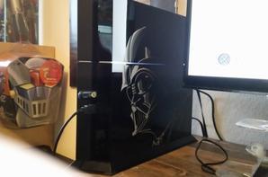 PS4 1TB Spécial Star Wars