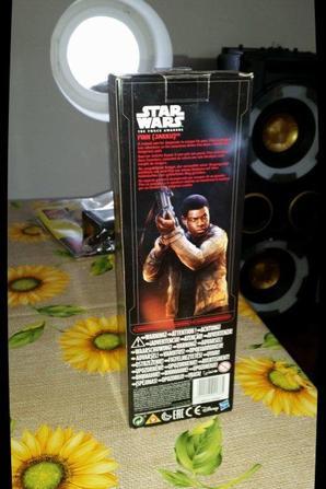 Star Wars VII, Finn (Jakku)