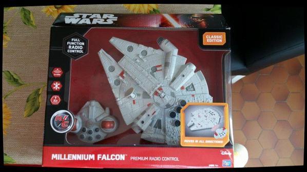 Star Wars, Millennium Falcon RC