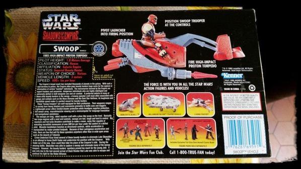 Star Wars, Swoop