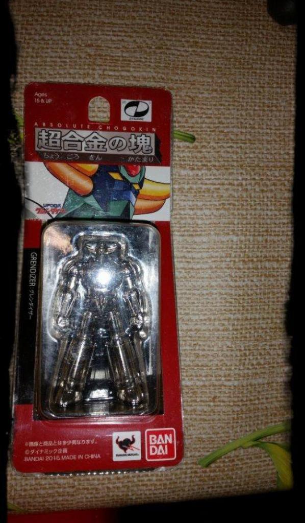 Absolute Chogokin Goldorak Figurine