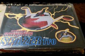 Fewture EX Gokin UFO Grendizer Spazer + TFO