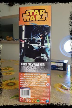 Figurine, Luke Skywalker, Star Wars
