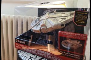 Star Wars, Haut-parleur falcon millennium Bluetooth