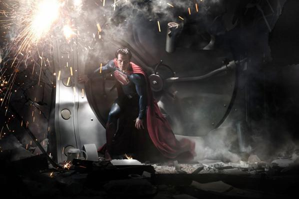 Henry Cavill (superman 2012)