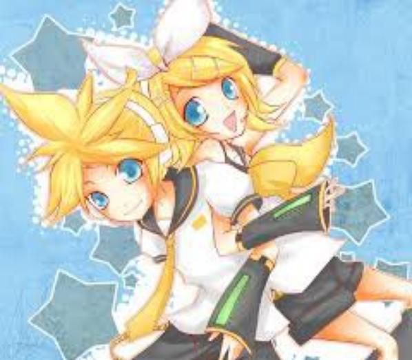 image de Rin et Len