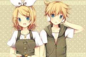 Len et Rin Kagamine ♥