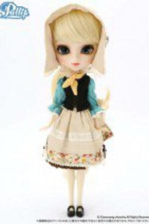 Pullip starry Night Dahlia Cinderella