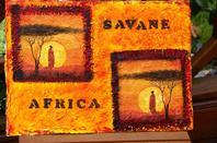 """Tableaux """"Afrique"""""""
