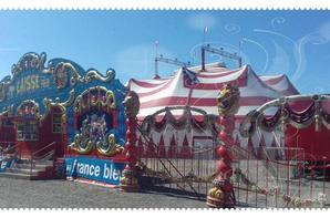 """""""Partie 2:""""Le cirque est monté!""""."""