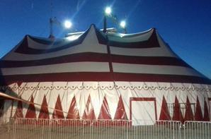 """""""Suite du reportage du cirque Falck aux sables d'olonne"""":""""Un Soir au cirque""""!."""