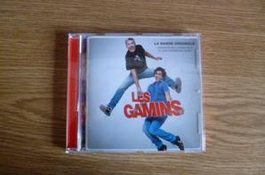 "Mon CD ""Les Gamins"""