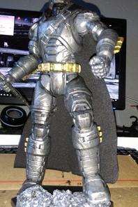 custom batman armored