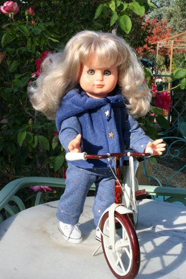 En Octobre ...  À bicyclette !