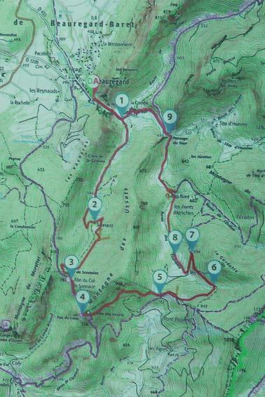 Les Monts du Matin - Vercors