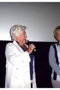 Line Renaud - Au Festival de la Fiction de La Rochelle (photos)