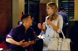 Voici le sac de Scarlett JOHANSSON dans quelques scènes du film DON JON