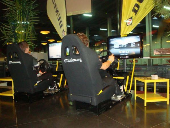 GTfusion Contest Eupener Karting