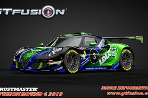 GTfusion GTSport world Championship team Livery