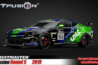 GTfusion Round 5 2019 Team Livery