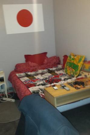 ma nouvelle chambre :)