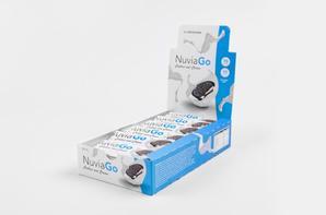 NuviaGo Une barre protéinée dont vous allez adorer le goût!
